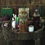 Атрибуты ритуала Аяхуаска