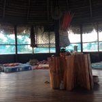 Место для ритуалов Аяваска